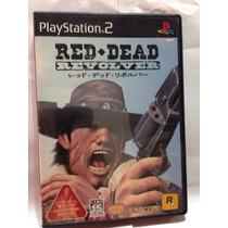 Cd De Play 2 Original Read Dead Revolver