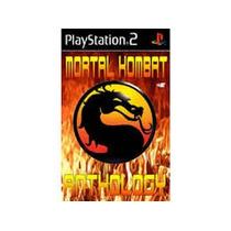 Mortal Kombat Collections Ps2