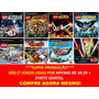Patch Lego Para Playstation 2 (kit 7 Games Ps2 Infantil