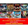 Lego Para Playstation 2 (kit 7 Jogos Ps2 Infantil Frete Grát