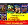 Scooby Doo Para Playstation 2 (coleção Infantil 5 Jogos Ps2