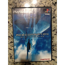 Cd De Play 2 Original Ace Combat 4
