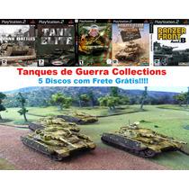 Tanques De Guerra Collections - Playstation 2