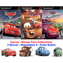 Cars Carros Da Disney Collections - Playstation 2