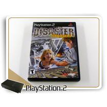 Ps2 Disaster Reporter Original Playstation 2