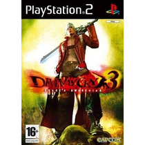 Devil May Cry 3 Ps2 Patch + 1 De Brinde
