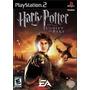 Harry Potter E O Cálice De Fogo Ps2 Patch + 1 De Brinde