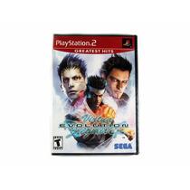 :: Virtua Fighter 4 - Original - Americano - Novo Lacrado ::