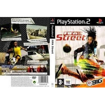 Fifa Street Ps2 Patch + 1 De Brinde