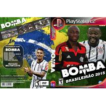 Bomba Patche Brasileirão 2015 Atualizado