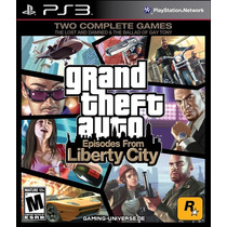 Gta Iv & Liberty City (the Complete Edition)
