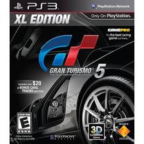 Gran Turismo 5 X.l. Edition - Português - [ps3] Lacrado