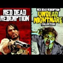 Red Dead Redemption + Undead Nightmare Ps3 Codigo Psn