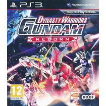 Dynasty Warriors Gundam Reborn Ps3 Em Inglês!!!!