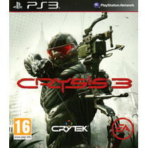 Crysis 3 , Playstation 3 . Codigo Psn !!!!!