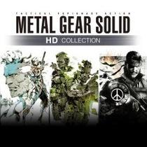 Ps3 Metal Gear Solid Hd Collection A Pronta Entrega
