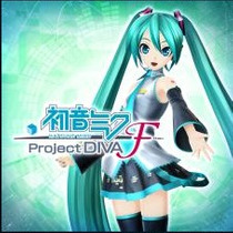 Hatsune Miku Project Diva F Ps3 Jogos