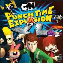 Cartoon Network Punch Time Explosion Xl Ps3 Jogos Codigo Psn