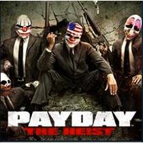 Payday The Heist Ps3 Jogos Codigo Psn