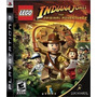 Game Lego Indiana Jones: The Original Advent - Playstation 3