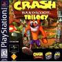 Crash Bandicoot 1, 2, 3 Ps3 Código Psn (3 Jogos) Promoção!!!
