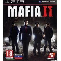 Mafia 2 , Plastation 3, Codigo Psn ( Promoção)...