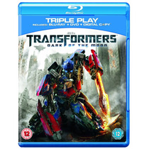 Transformers: Dark Of The Moon [blu-ray + Dvd]