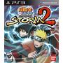 Naruto Shippuden Ultimate Ninja Storm 2 # Ps3 # 1 Unidade!