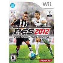 Pro Evolution Soccer 2012 Pes 12 Prontaentrega Temos E-sedex