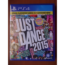 Just Dance 2015 - Ps4 - Em Portugues ( Original / Lacrado )