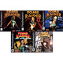 Tomb Raider Collection Para Ps1 Frete Gratis !!!!!