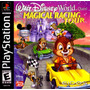 Walt Disney World Quest Magical Racing Tour - Playstation 1