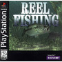 Reel Fishing - Pesca - Playstation 1 - Frete Gratis.