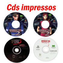 Resident Evil 1 2 3 Survivor Todos Psx Psone Ps1 Fretegratis