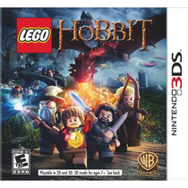 Lego O Hobbit The Video Game Nintendo 3ds Pronta Entrega