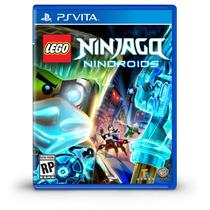 Lego Ninjago Nindroids The Game Ps Vita Psvita Original