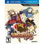 Sorcery Saga Ps Vita Original Lacrado Frete R$ 10,00