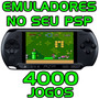 Emule Snes, Mega Drive, Cps1, Cps2, Gba, Gbc, Neo.geo No Psp