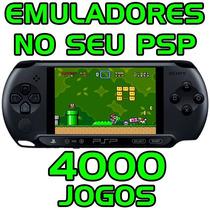 Emule Snes, Mega Drive, Cps1, Cps2, Gba, Gbc, Neo.geo No Psp