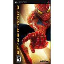 Spider-man 2 Patch (psp )