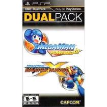 Mega Man Dual Pack Psp Capcom Sony