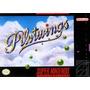 Jogo Pilotwings Original Americano - Super Nintendo - Snes
