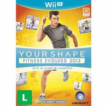 Jogo Wii U Your Shape Fitness Evolved 2013