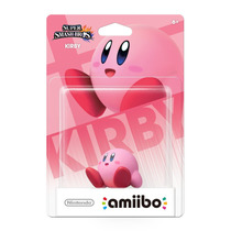 Amiibo Kirby Super Smash Bros New Nintendo 3ds E Wii U