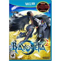 Jogo Novo Lacrado Bayonetta 2 Para Nintendo Wii U