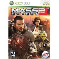 Mass Effect 2 - Xbox 360 - Usado