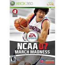 Ncaa March Madness 07 Xbox 360