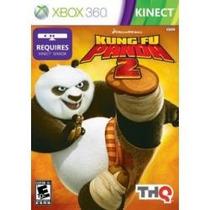 Jogo Para Xbox 360 Do Kinect Kung Fu Panda 2 Lacrado