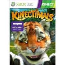 Jogo Kinectimals Xbox 360 Americano Lacrado Para Kinect