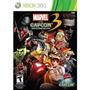 Jogo Marvel Vs Capcom 3 Fate Of Two Worlds Para Xbox 360